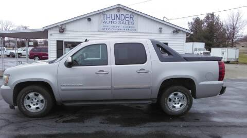 2007 Chevrolet Avalanche for sale at Thunder Auto Sales in Springfield IL
