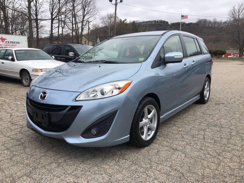 2013 Mazda MAZDA5 for sale at Used Cars 4 You in Serving NY