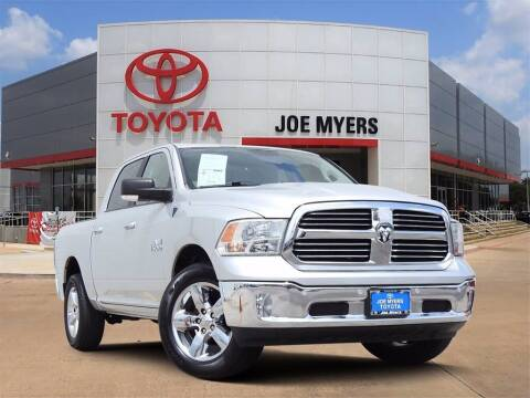 2017 RAM Ram Pickup 1500 for sale at Joe Myers Toyota PreOwned in Houston TX