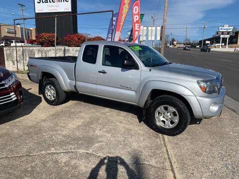 2010 Toyota Tacoma for sale at State Line Motors in Bristol VA