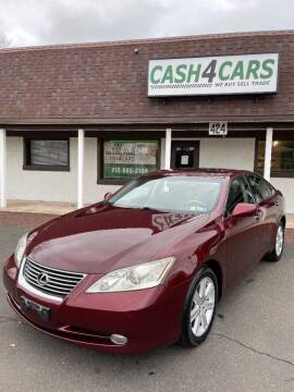 2008 Lexus ES 350 for sale at Cash 4 Cars in Penndel PA