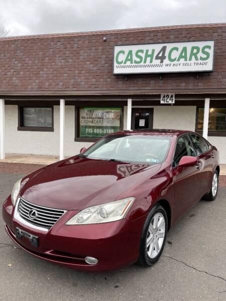 2008 Lexus ES 350 for sale at Cash 4 Cars in Penndel PA