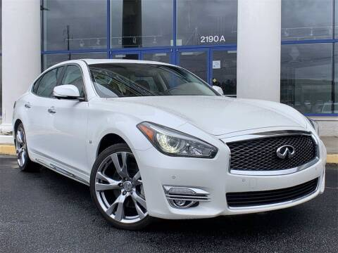 2019 Infiniti Q70L for sale at Southern Auto Solutions - Capital Cadillac in Marietta GA