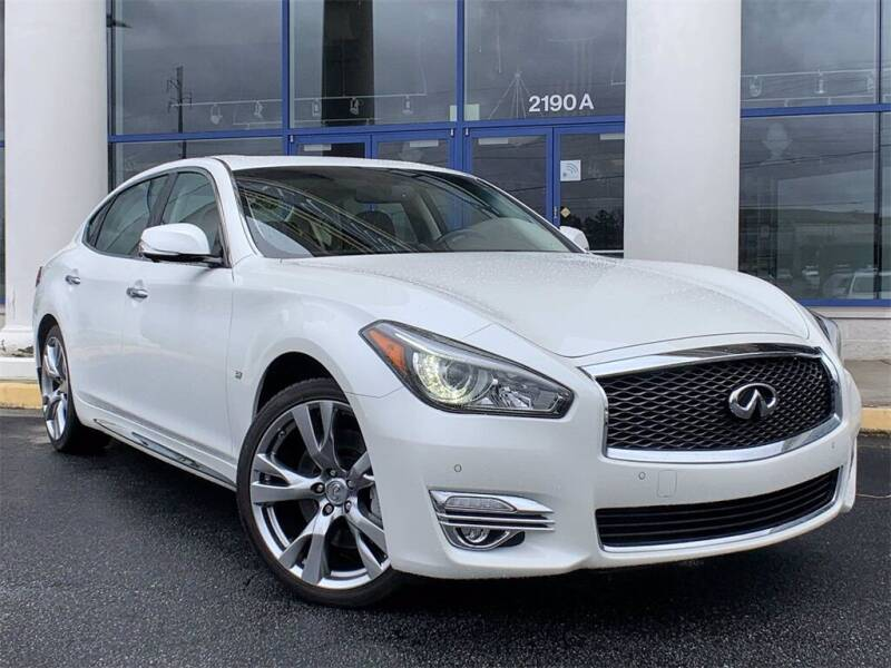 2019 Infiniti Q70L for sale at Capital Cadillac of Atlanta in Smyrna GA