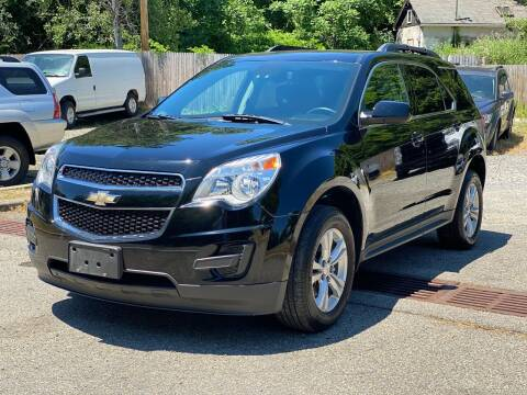 2015 Chevrolet Equinox for sale at AMA Auto Sales LLC in Ringwood NJ