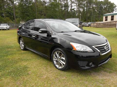 2015 Nissan Sentra for sale at Jeff's Auto Wholesale in Summerville SC