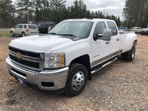 2011 Chevrolet Silverado 3500HD for sale at Al's Auto Inc. in Bruce Crossing MI