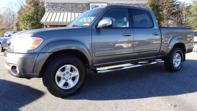 2006 Toyota Tundra for sale at Driven Pre-Owned in Lenoir NC