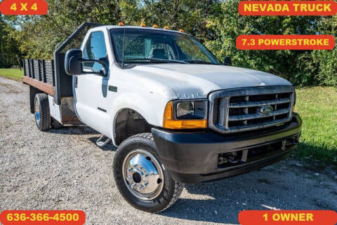 2001 Ford F-550 Super Duty for sale at Fruendly Auto Source in Moscow Mills MO