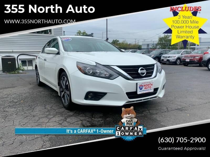 2017 Nissan Altima for sale at 355 North Auto in Lombard IL