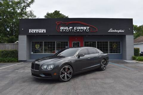 2017 Bentley Flying Spur for sale at Gulf Coast Exotic Auto in Biloxi MS
