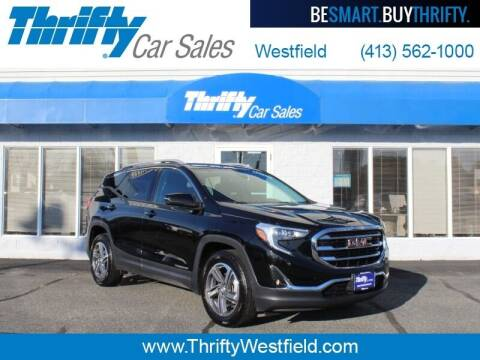 2020 GMC Terrain for sale at Thrifty Car Sales Westfield in Westfield MA