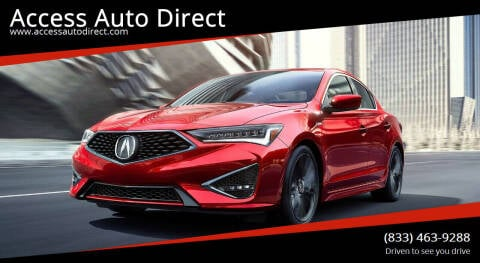 2019 Acura ILX for sale at Access Auto Direct in Baldwin NY