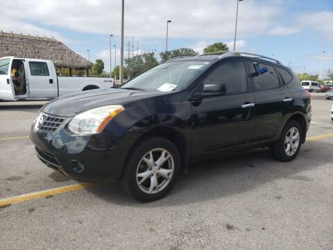 2010 Nissan Rogue for sale at L G AUTO SALES in Boynton Beach FL