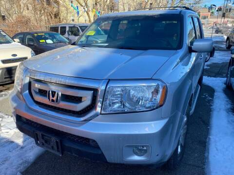 2009 Honda Pilot for sale at Polonia Auto Sales and Service in Hyde Park MA