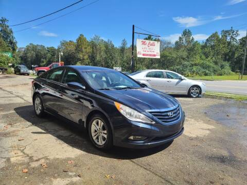 2013 Hyundai Sonata for sale at Mc Calls Auto Sales in Brewton AL