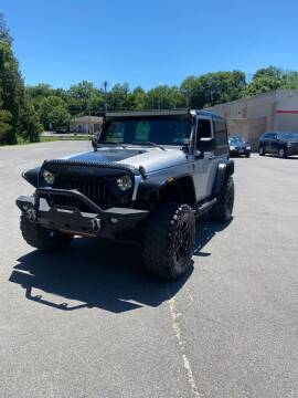 2007 Jeep Wrangler for sale at Washington Auto Repair in Washington NJ