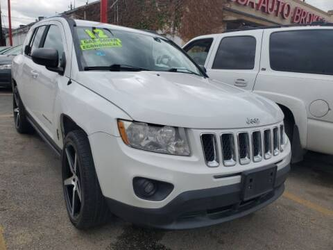 2012 Jeep Compass for sale at USA Auto Brokers in Houston TX