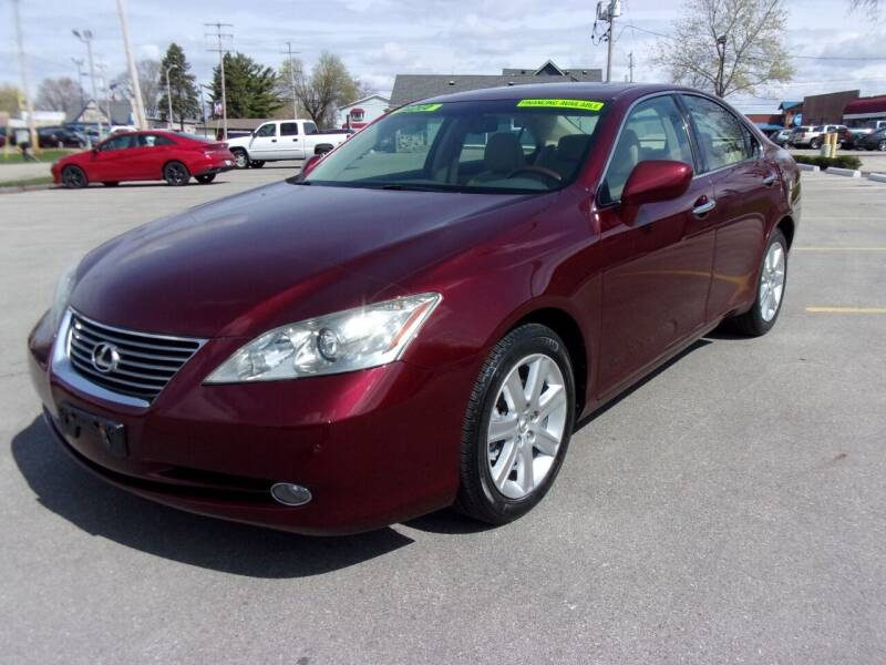 2007 Lexus ES 350 for sale at Ideal Auto Sales, Inc. in Waukesha WI