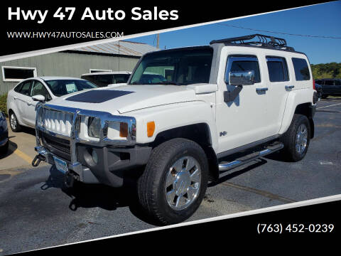 2007 HUMMER H3 for sale at Hwy 47 Auto Sales in Saint Francis MN