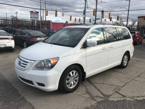 2009 Honda Odyssey for sale at SKYLINE AUTO in Detroit MI