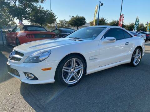 2009 Mercedes-Benz SL-Class for sale at MISSION AUTOS in Hayward CA