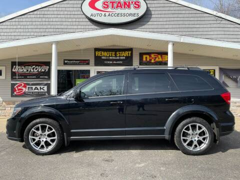 2015 Dodge Journey for sale at Stans Auto Sales in Wayland MI