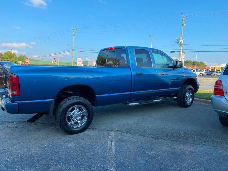 2006 Dodge Ram Pickup 2500 for sale at Main Street Auto LLC in King NC