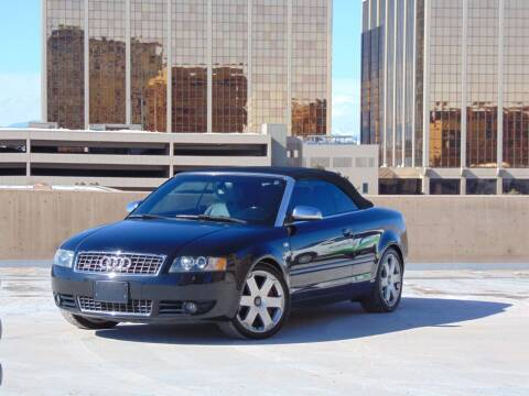 2005 Audi S4 for sale at Pammi Motors in Glendale CO