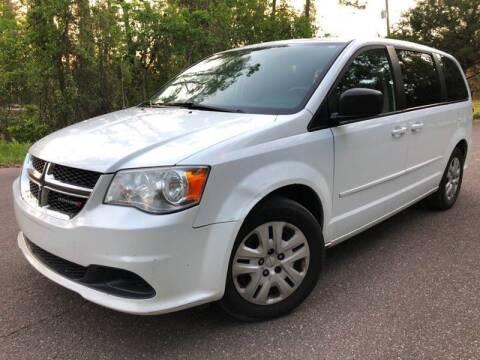 2014 Dodge Grand Caravan for sale at Next Autogas Auto Sales in Jacksonville FL