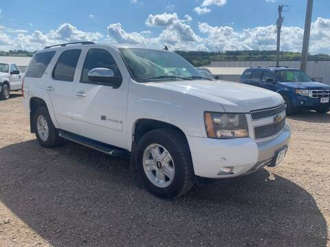 2007 Chevrolet Tahoe for sale at TRUCK & AUTO SALVAGE in Valley City ND