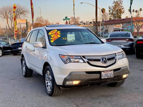 2009 Acura MDX for sale at Stark Auto Sales in Modesto CA