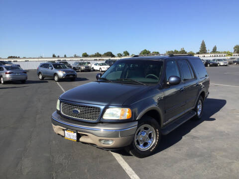 2001 Ford Expedition for sale at My Three Sons Auto Sales in Sacramento CA