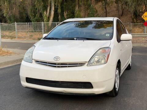 2007 Toyota Prius for sale at ZaZa Motors in San Leandro CA