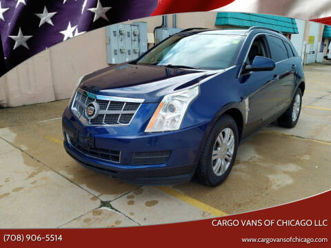 2011 Cadillac SRX for sale at Cargo Vans of Chicago LLC in Mokena IL