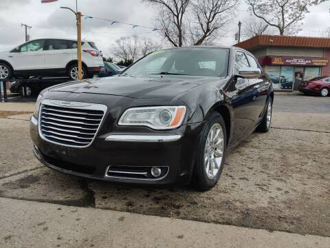 2012 Chrysler 300 for sale at Lamarina Auto Sales in Dearborn Heights MI