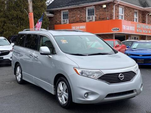 2012 Nissan Quest for sale at Bloomingdale Auto Group - The Car House in Butler NJ