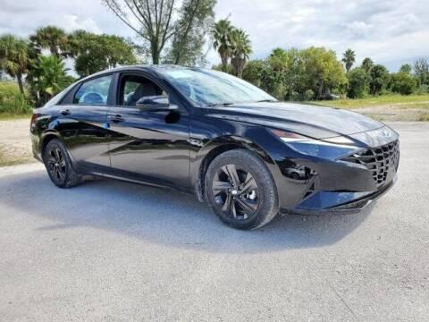 2022 Hyundai Elantra for sale at DORAL HYUNDAI in Doral FL