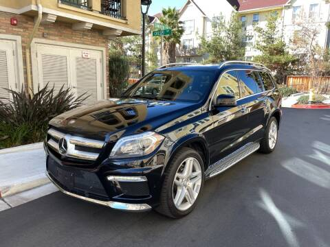2014 Mercedes-Benz GL-Class for sale at Hi5 Auto in Fremont CA