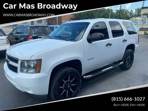 2010 Chevrolet Tahoe for sale at Car Mas Broadway in Crest Hill IL