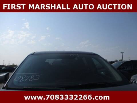 2009 Saturn Outlook for sale at First Marshall Auto Auction in Harvey IL