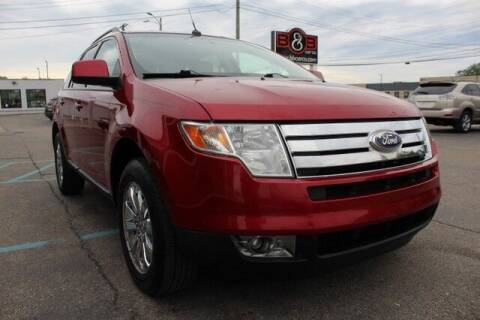 2007 Ford Edge for sale at B & B Car Co Inc. in Clinton Twp MI