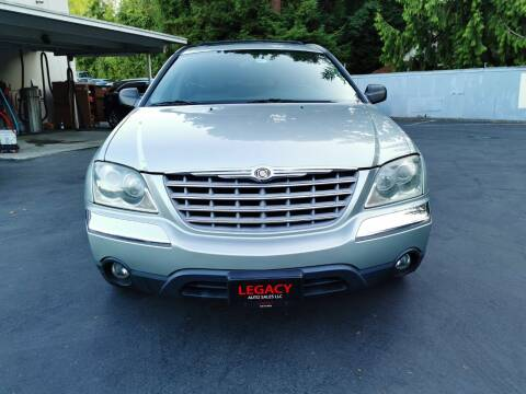 2004 Chrysler Pacifica for sale at Legacy Auto Sales LLC in Seattle WA