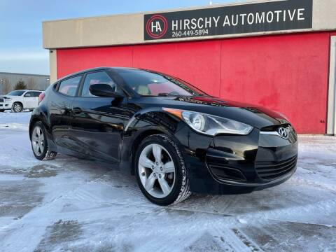2013 Hyundai Veloster for sale at Hirschy Automotive in Fort Wayne IN