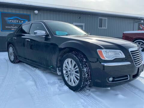2012 Chrysler 300 for sale at FAST LANE AUTOS in Spearfish SD