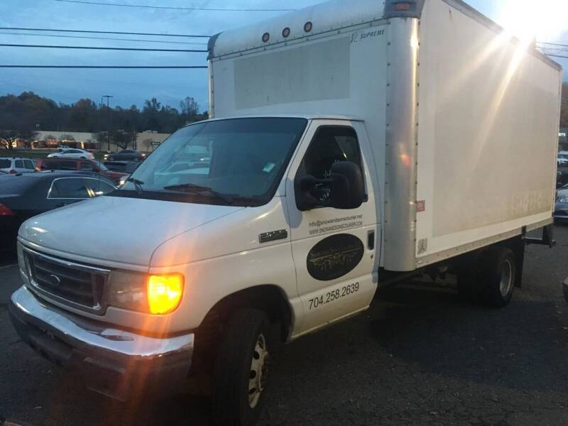 2007 Ford E-450 for sale at Ace Auto Brokers in Charlotte NC