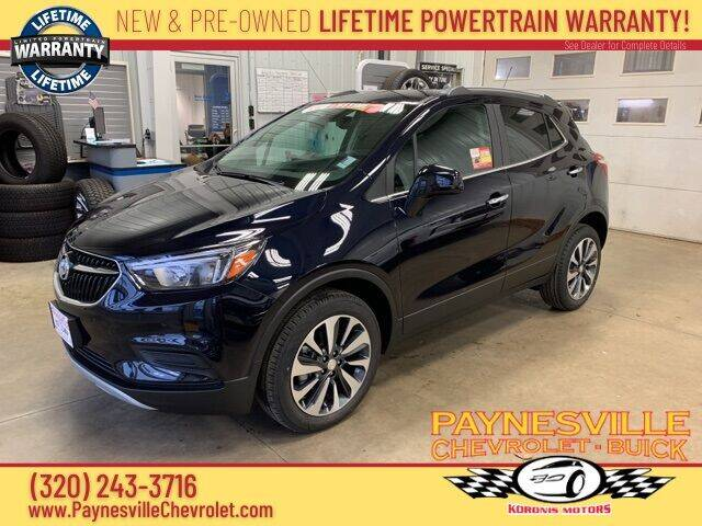 2021 Buick Encore for sale at Paynesville Chevrolet - Buick in Paynesville MN