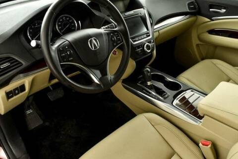 2014 Acura MDX for sale at CU Carfinders in Norcross GA