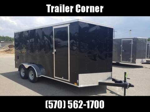 2022 Look Trailers STLC 7X16 - EXTRA HEIGHT