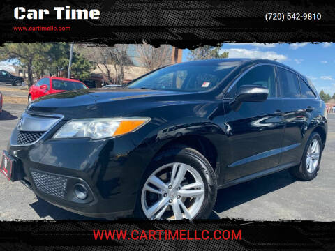 2013 Acura RDX for sale at Car Time in Denver CO